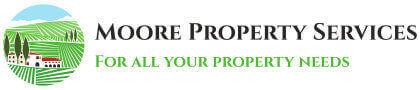 logo of Moore Property Services - For All Your Property Needs